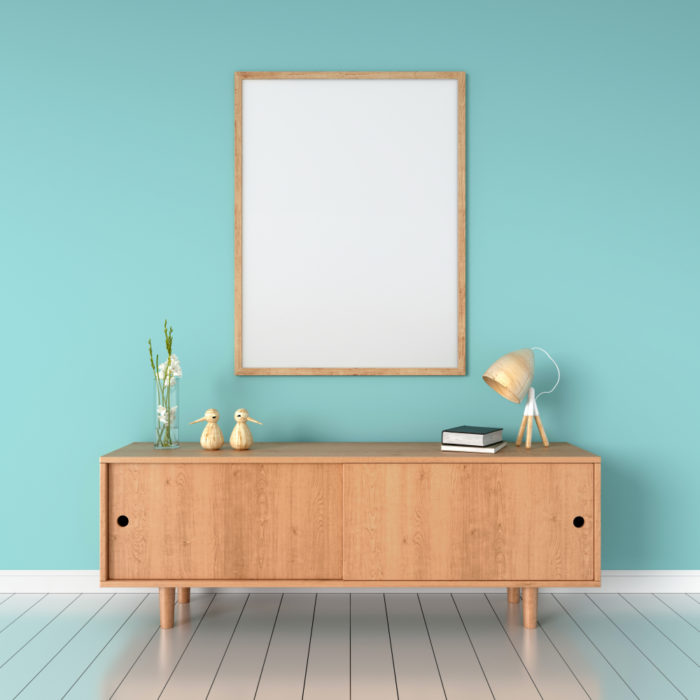 Sideboard aus Holz