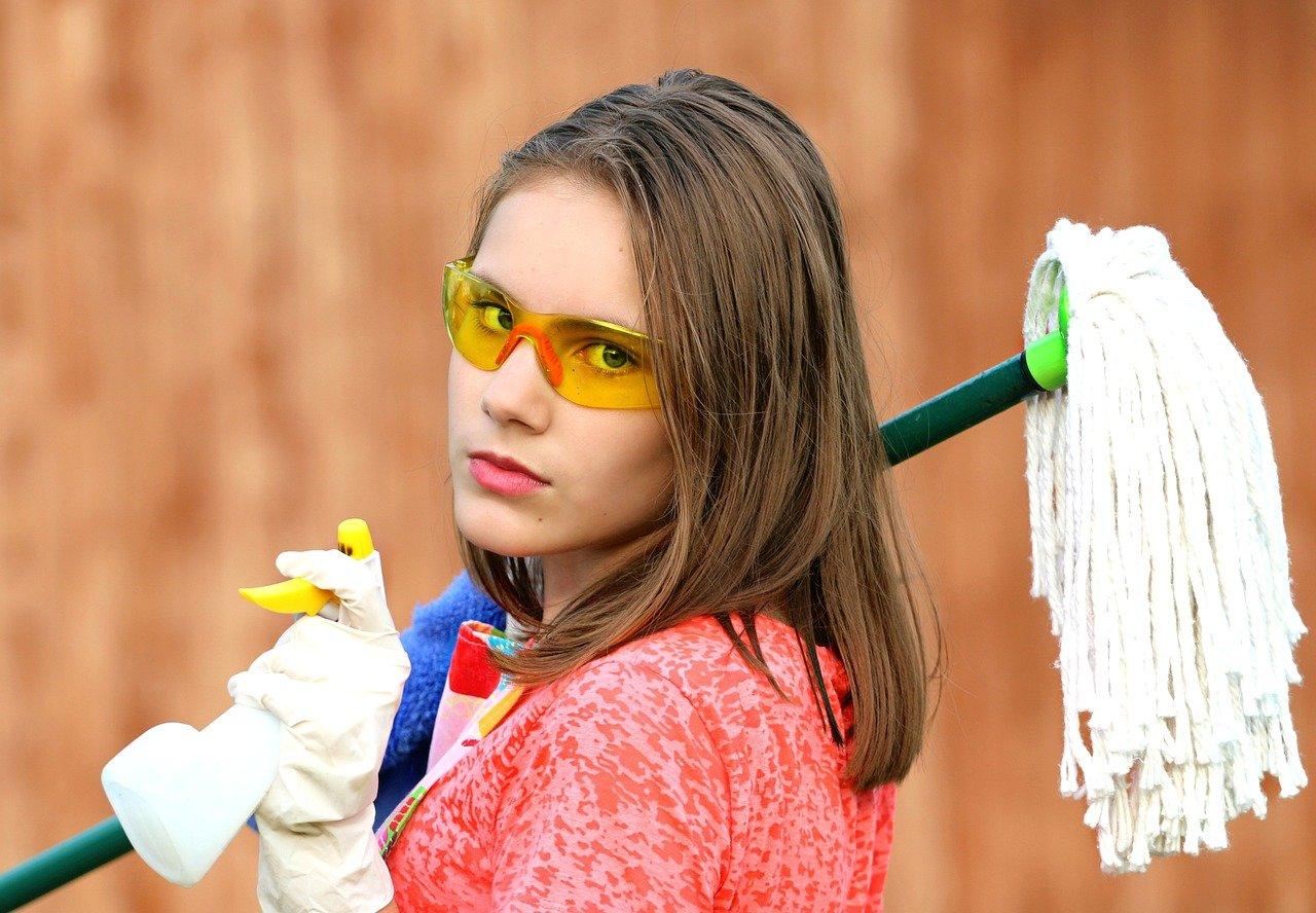 Willkommen zu Hause: Vor dem Umzug die Wohnung richtig reinigen